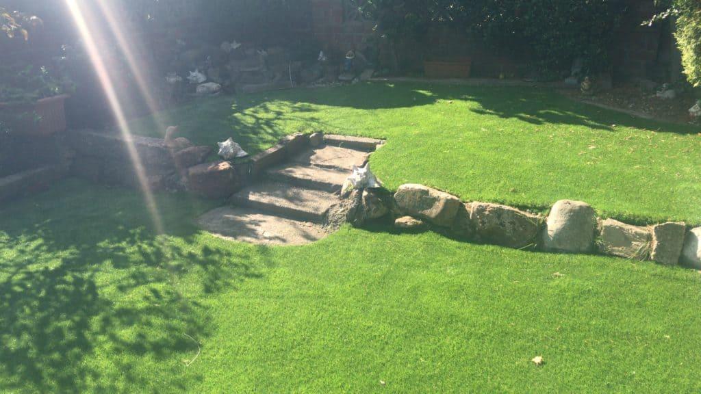 fun range of artificial grass huyton